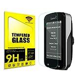actecom® Protector Pantalla para Garmin Edge 820 Cristal Vidrio Templado