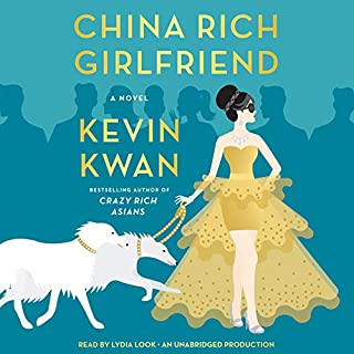 China Rich Girlfriend Titelbild