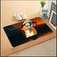 玄关地垫 室外 室内 防滑 动漫火影忍者 垫子 简约 除泥 吸水-Photo_Color_40X60CM