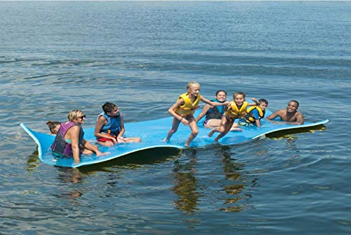Floating Water Pad Layer 15 x 6 Water Sports Mat Float Island Utility Mats