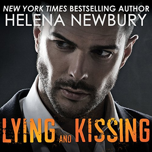 Lying and Kissing audiobook cover art