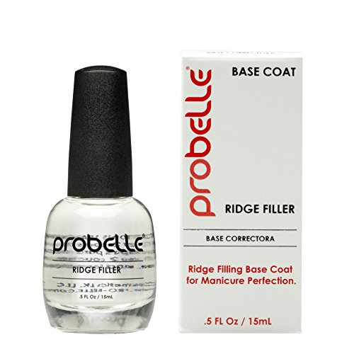 Probelle Filler Base Coat, Clear, Ridge, .5 Fluid Ounce