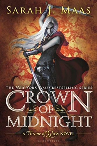 Crown of Midnight (Throne of Glass series Book 2) (English Edition)