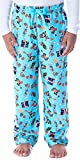 Space Jam A New Legacy Boys' Allover Character Loungewear Pajama Pants (8) Blue