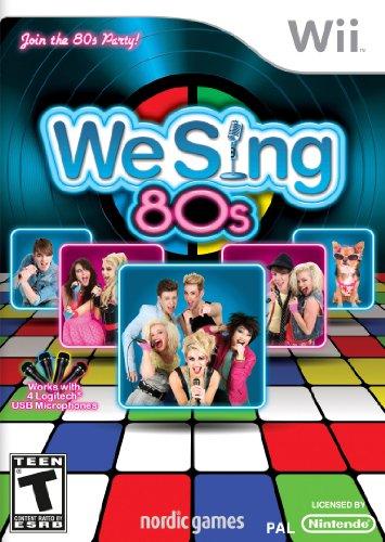 We Sing: 80s - Nintendo Wii