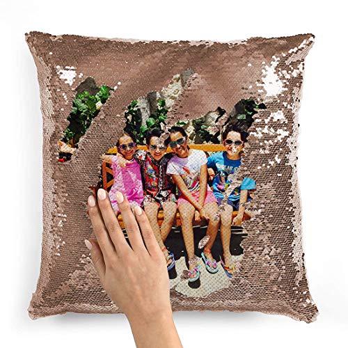 Custom DIY Decorative Throw Pillow Cover For Home Decor