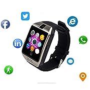 Amazon.com: MyKronoz ZeTime Elite Hybrid Smartwatch 39mm ...