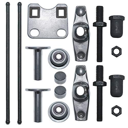 AUMEL 14711-ZF1-000 Válvula elevadora Brazo oscilante Sello Tapa Placa Varilla de Empuje para Honda GX160 GX200 5.5 6.5 HP cortacésped Motor
