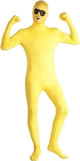 DSplay Men's Emoticon Sunflower Costumes