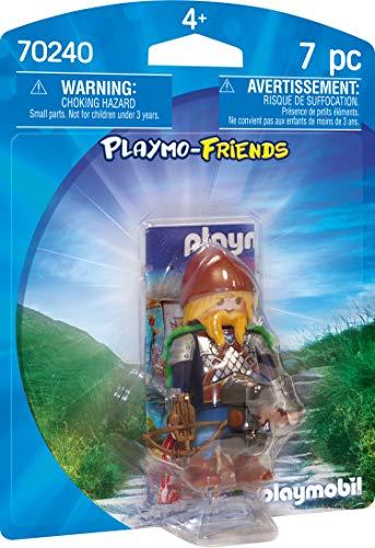 PLAYMOBIL PLAYMO-FRIENDS  70240 Zwergenkämpfer, ab 4 Jahren