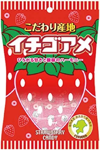 パイン イチゴアメ 100g×3袋