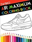 Air Maximum Coloring Book (DaVinci Coloring Book Collection)
