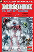 Best bionicle graphic novel 3 Reviews