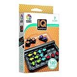 smart games IQ Arrows, Juegos de Memoria para Niños, Rompecabezas, Juguetes Educativos, Puzzle Infantil, Abuela, Productos para Personas Mayores, Regalos Logica 8-99 años, Multicolor (61429972)