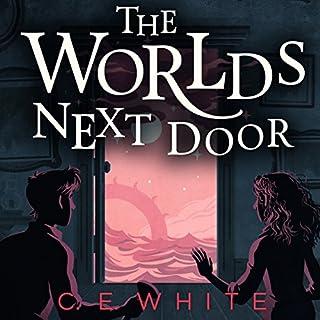 The Worlds Next Door audiobook cover art