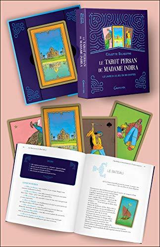 Le Tarot Persan - Le livre & le jeu de 55 cartes - Coffret