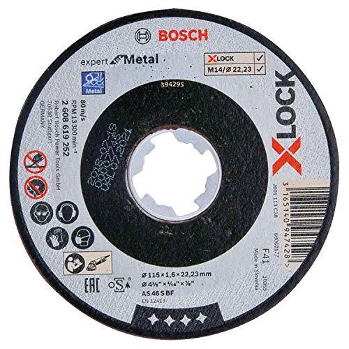 Bosch Professional Expert - Disco de corte recto (para
