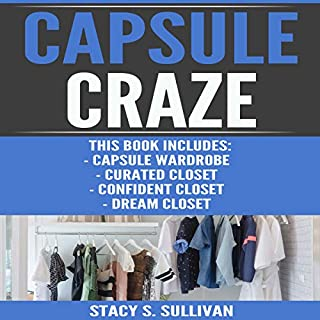 Capsule Craze audiobook cover art