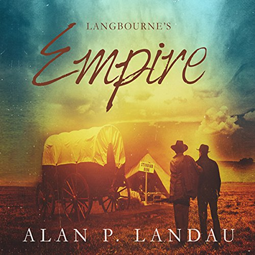 Langbourne's Empire audiobook cover art
