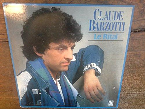 Claude Barzotti - Le rital - disque vinyle LP 33 tours DDLX 247 -
