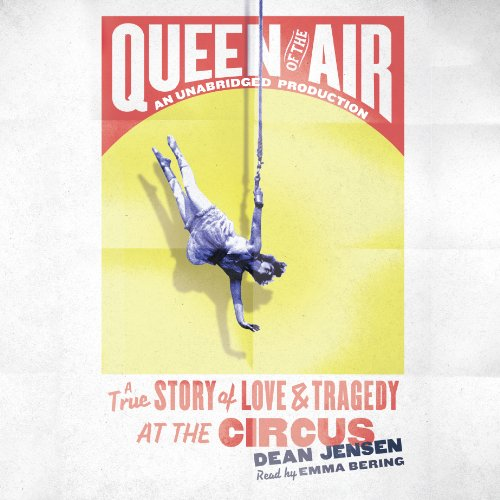 Queen of the Air audiobook cover art