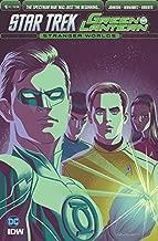 Star Trek Green Lantern Stranger Worlds #6 Sub Cover Comic