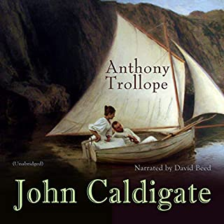 John Caldigate audiobook cover art