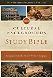 NRSV, Cultural Backgrounds Study Bible:...