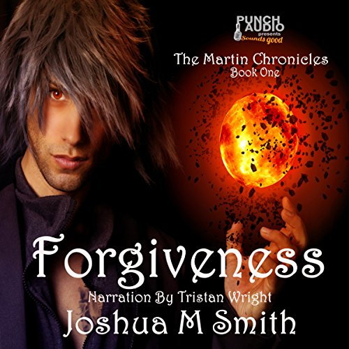 Forgiveness audiobook cover art