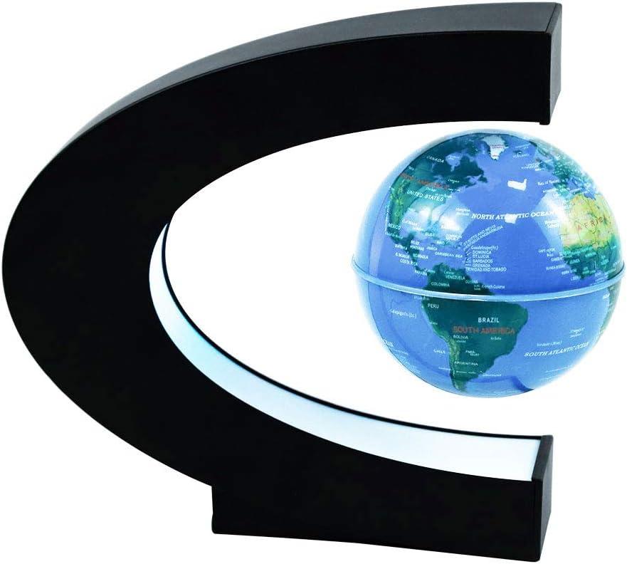 CNCEST Magnetic Levitation Opening large release Overseas parallel import regular item sale Floating Globe World Levitating