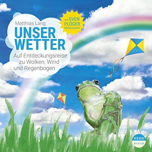 Unser Wetter audiobook cover art