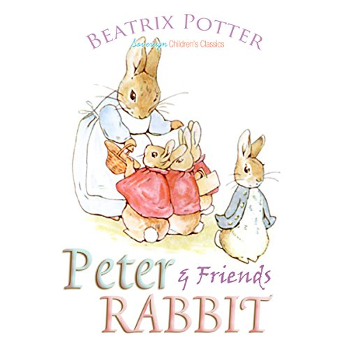 Peter Rabbit and Friends cover art