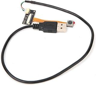 Changor Módulo de cámara transparente, módulo de cámara, enfoque automático, cámara USB, módulo de cámara de plástico