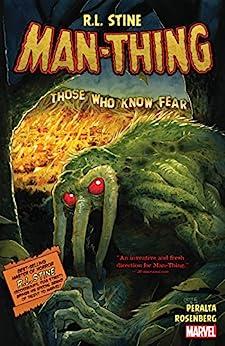 Man-Thing by R.L. Stine (Man-Thing (2017)) by [R.L. Stine, German Peralta, Daniel Warren Johnson, Christopher Mitten, Kate Niemczyk]