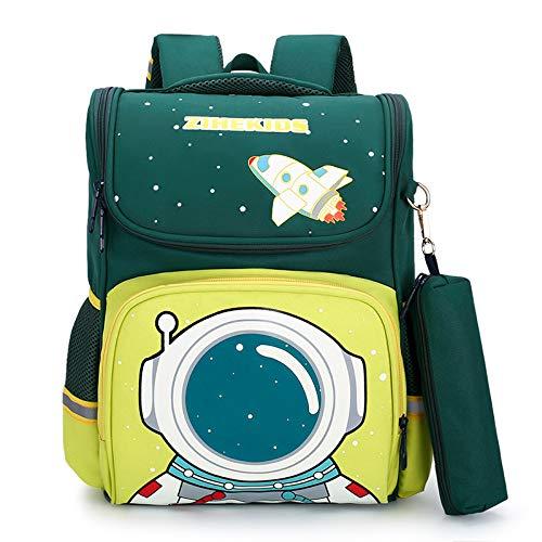 Mochila para niños de Dibujos Animados Bolsa Espacial Alumn