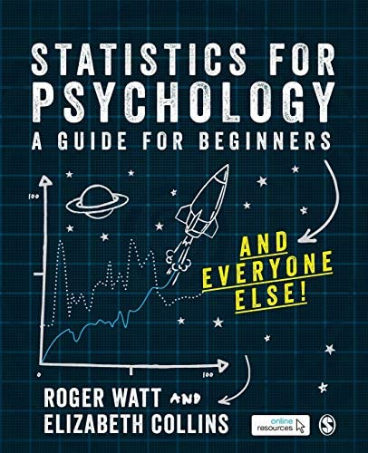 Statistics for Psychology A Guide for Beginners and everyone else product image