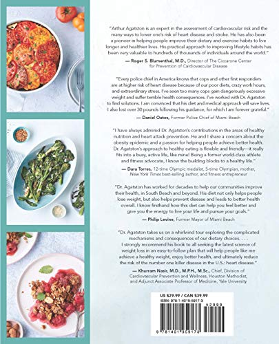 The New Keto-Friendly South Beach Diet: Rev Your Metabolism and Improve Your Health with the Latest Science of Weight Loss 4