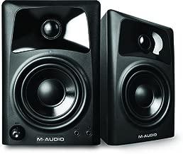 m audio av32 active studio monitors