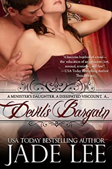 Devil's Bargain (The Regency Rags to Riches Series, Book 2) by [Jade Lee]