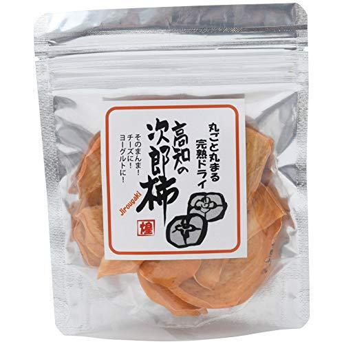 南国FOOD PLUS ドライフルーツ高知の次郎柿 17g