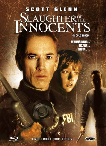 Slaughter of the Innocents - In Cold Blood - Uncut [Blu-ray + DVD] Mediabook limitiert auf 1000 Stück [Limited Collector's Edit