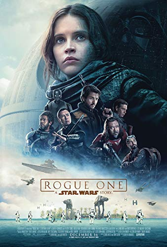 POSTER STAR W. ROGUE ONE 100X70CM.