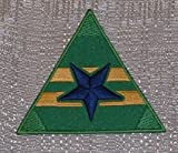 Firefly / Serenity BROWNCOATS Green Border Logo PATCH