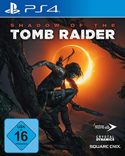 Shadow of the Tomb Raider - PlayStation 4 [Importación alemana]