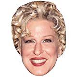 Photo de Bette Midler (Smile) Masques de celebrites