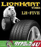 LION HART ラジアルタイヤ LH5 295/25R22インチ サマータイヤ LH-Five 単品