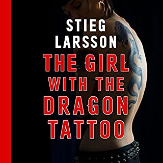 The Girl With the Dragon Tattoo cover art