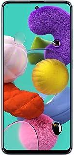 Samsung Galaxy A51 Dual SIM - 128GB, 6GB RAM, 4G LTE, Blue