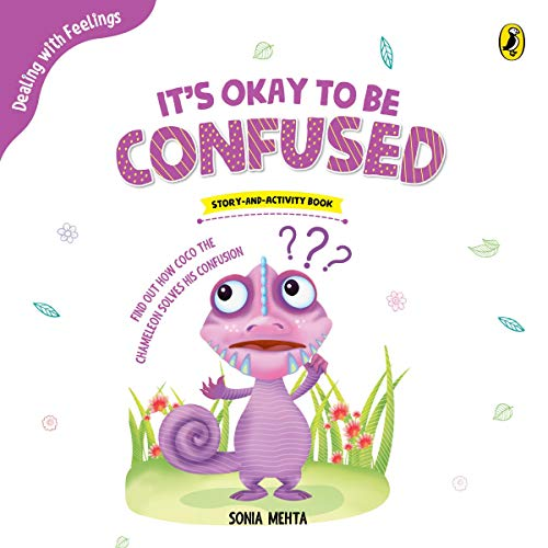 Couverture de It's Okay to Be Confused