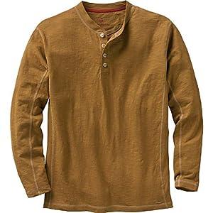 Men's Maverick Slub Henley Shirt